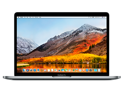Ноутбук Apple MacBook Pro 13 в аренду