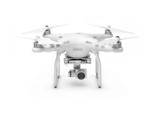 Квадрокоптер DJI Phantom 3 Advanced в аренду