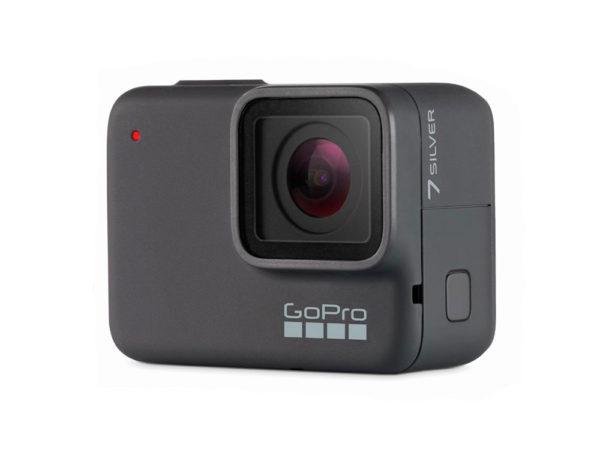 Экшн камера Gopro Hero 7 Silver в аренду