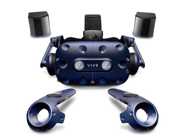 Очки VR HTC Vive Pro в аренду