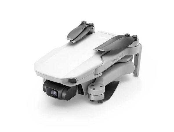 Квадрокоптер DJI Mavic mini в аренду