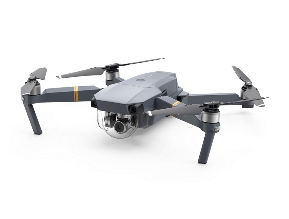 Квадрокоптер DJI Mavic Pro Combo в аренду