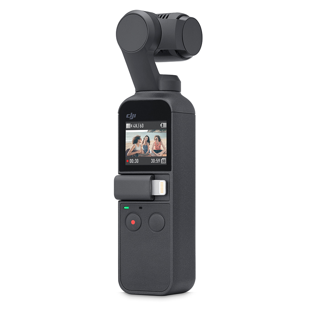 Экшн-камера DJI Osmo Pocket в аренду