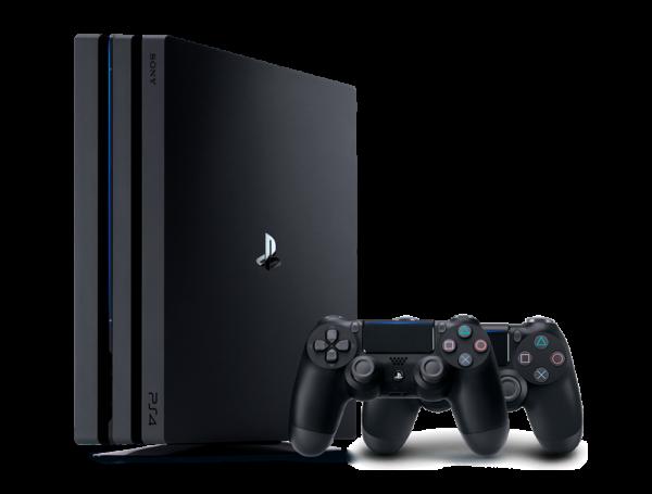 Игровая приставка Sony Playstation 4 PRO в аренду