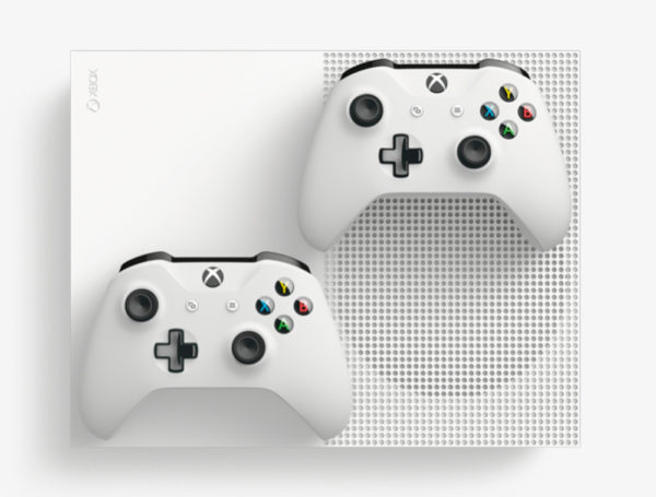 Игровая приставка Microsoft Xbox One S в аренду
