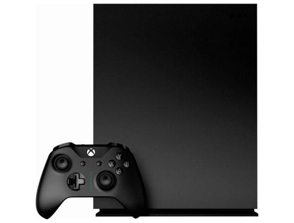 Игровая приставка Microsoft Xbox One X в аренду