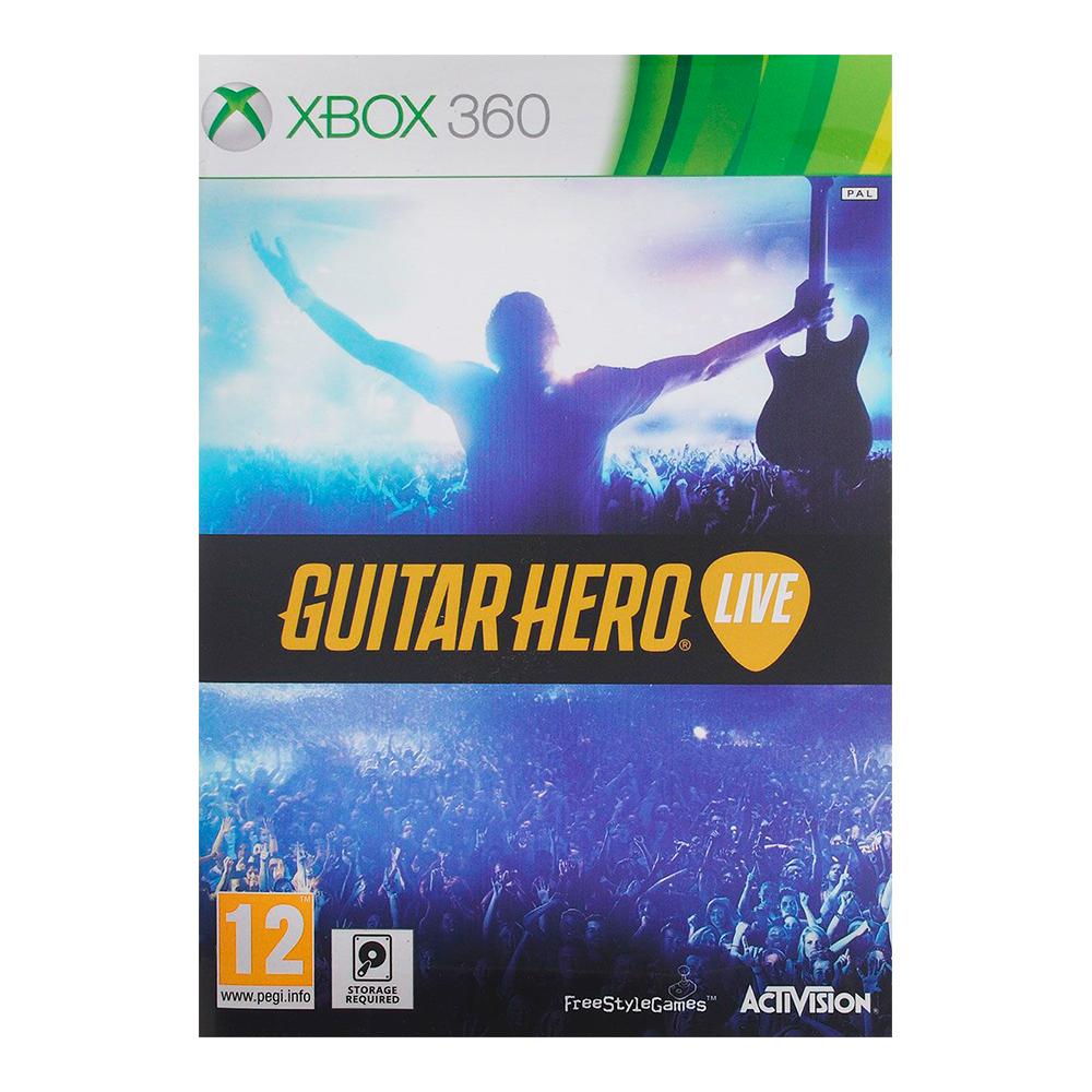 Guitar Hero в аренду