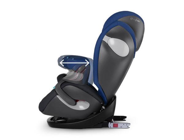 Детское авто кресло Cybex 9-18 в аренду